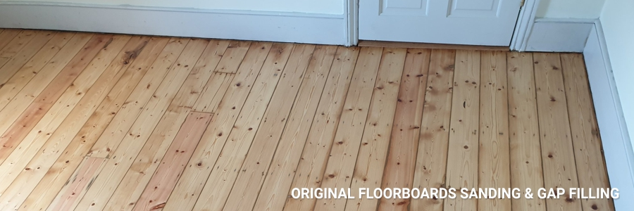 Floorboards Original Pine Restoration Matt Lacquer 2
