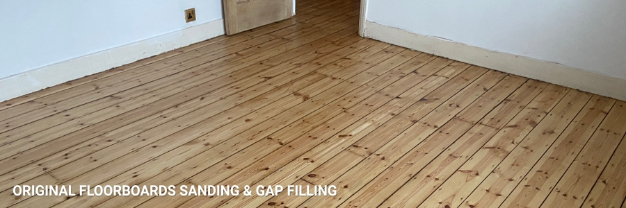 Floorboards Original Pine Restoration Matt Lacquer 4