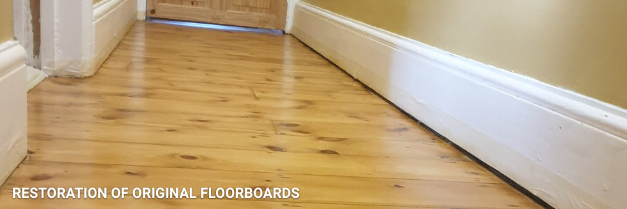 Floorboards Restoration 1