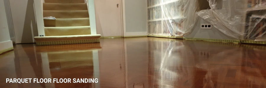 Parquet Floor Sanding And Restoration