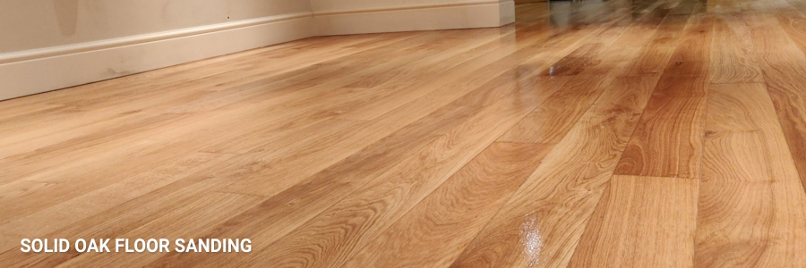Solid Oak Floor Sanding 6