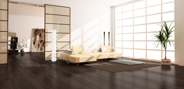luxury flooring and furnishing