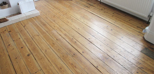 Floorboards Restoration Nails Or Screws