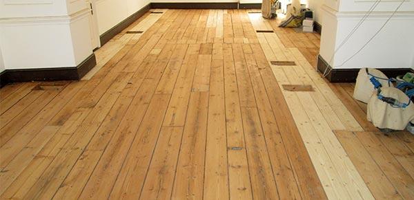 Wood Floor Repairs Floor Sanding London