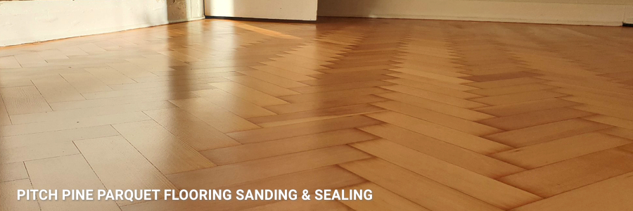 Wood Floor Sanding in Brixton