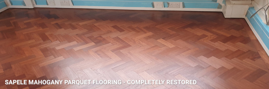 Floor Sanding & Sealing in Fulham