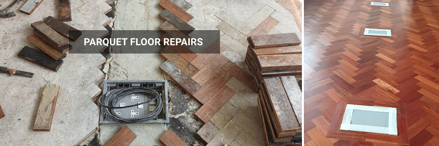 Parquet Floor Restoration in Brixton