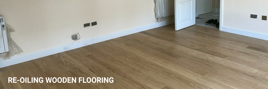 Wood Floor Sanding in Finsbury Park