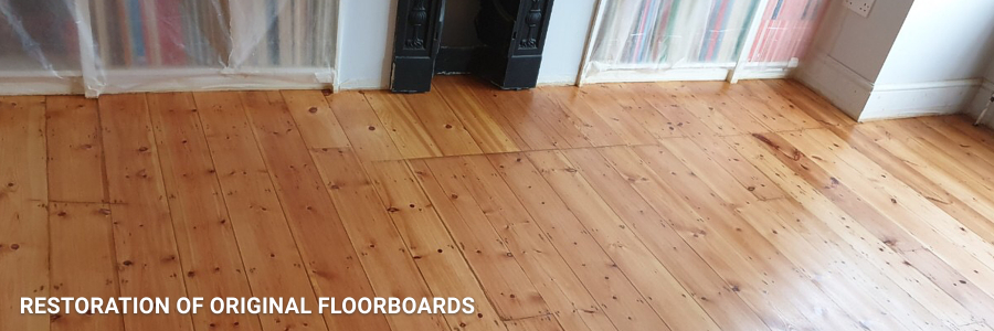 Floor Sanding & Sealing in Battersea, Clapham Junction