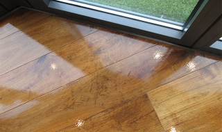 durable floor finish
