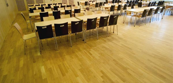 Office floor restoration services in London
