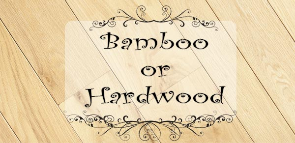 hardwood vs bamboo floors