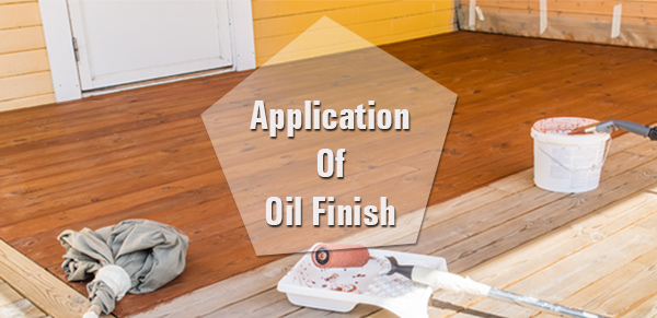Finish application process