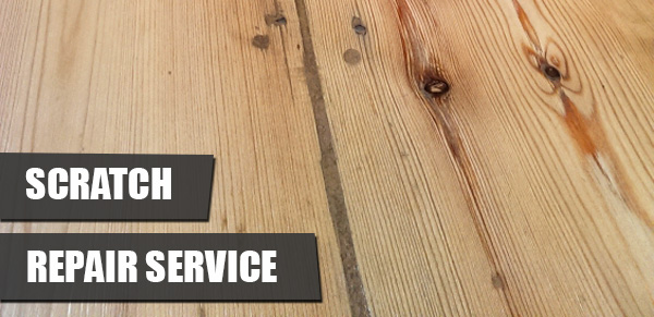 scratch repair services for wood flooring